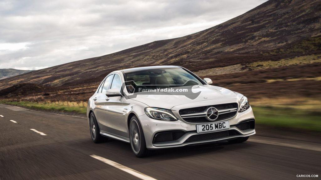 2016 Mercedes Benz C Class 1024x576 لوازم یدکی مرسدس بنز کلاس C