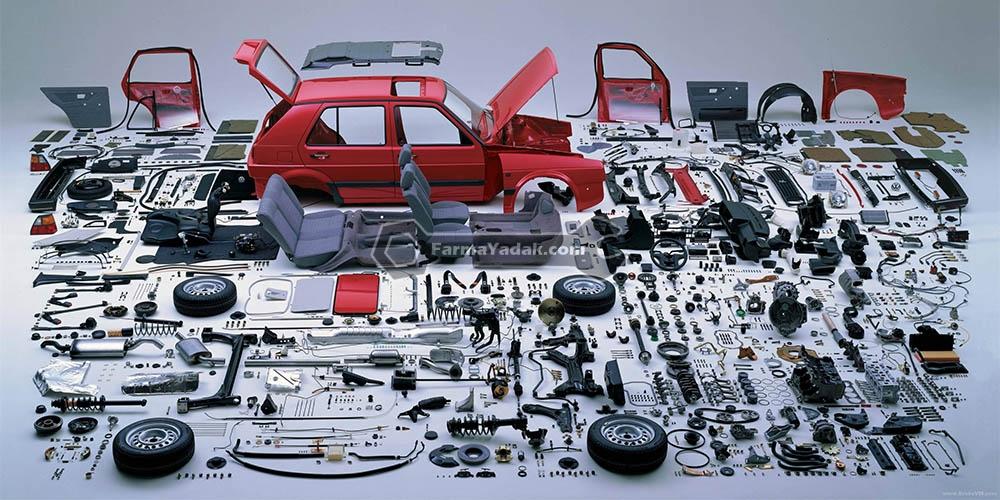 Genuine Parts لوازم یدکی هیوندای I40