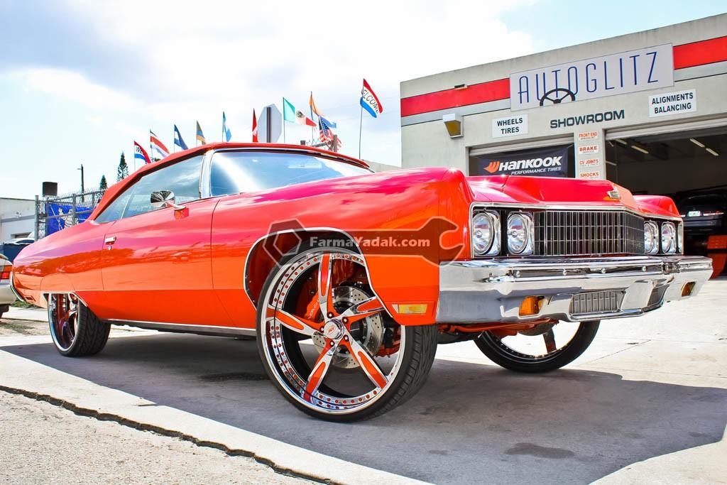 the donk southern fly riding high خوب یا بد بودن رینگ بزرگتر برای خودرو