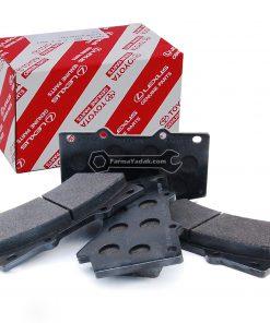 toyota and lexus brake pad 247x296 فارما یدک   فروش انواع لوازم یدکی
